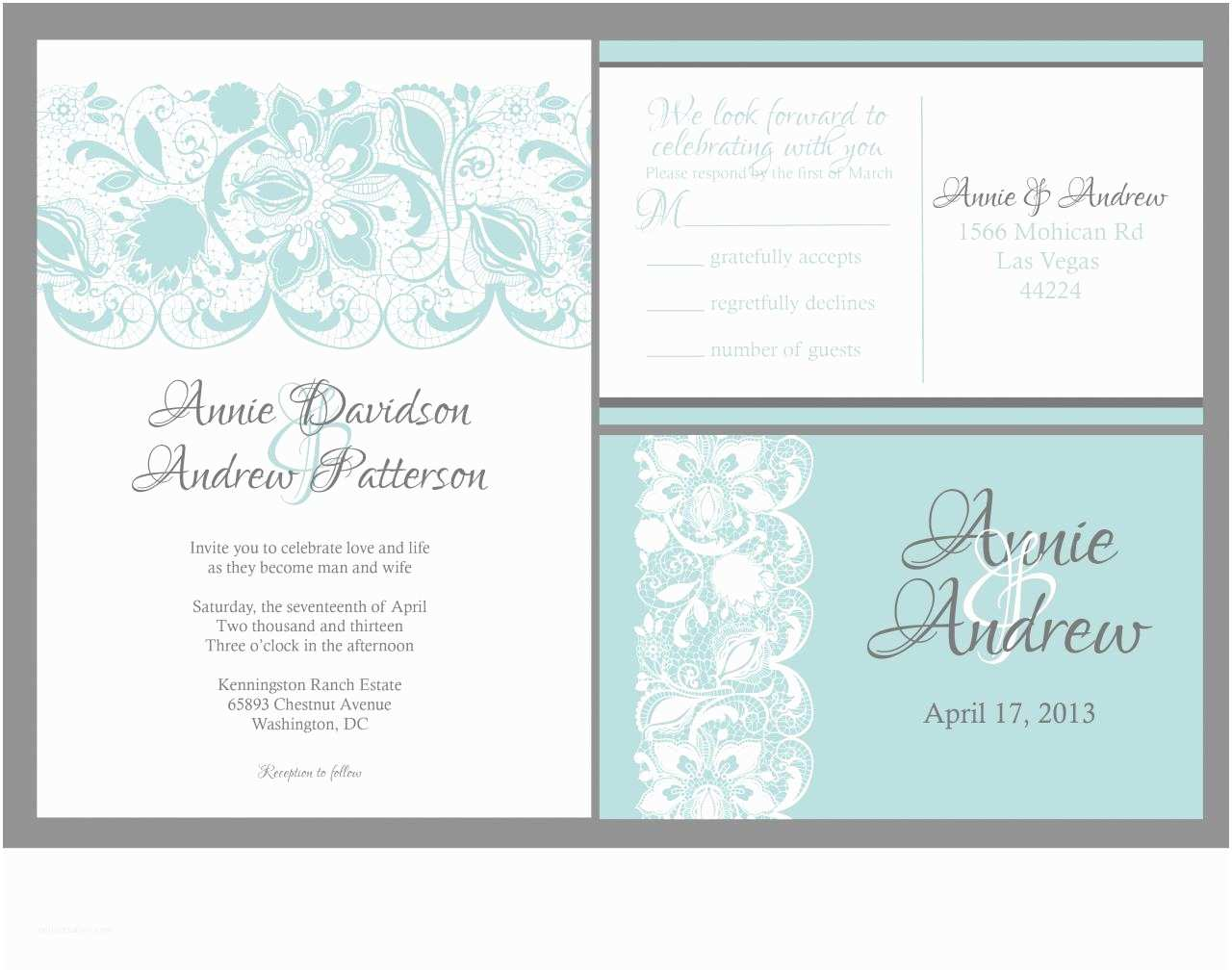 100 Personalised Wedding Invitations 100 Sets Personalized Wedding Invitation with Love Birds
