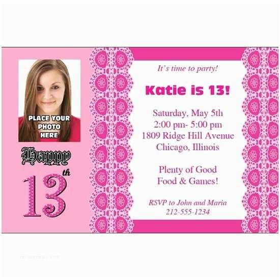 13th Birthday Party Invitations 13th Birthday Invitations Ideas Templates – Bagvania