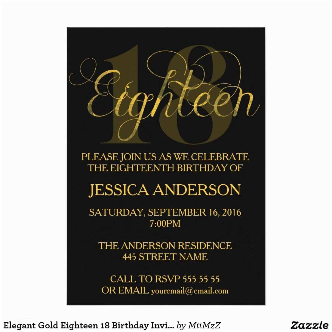 18th Birthday Invitations Get Free 18th Birthday Invitations Wording