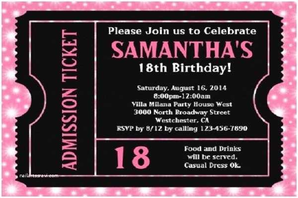 18th Birthday Party Invitations Birthday Invitations 365greetings