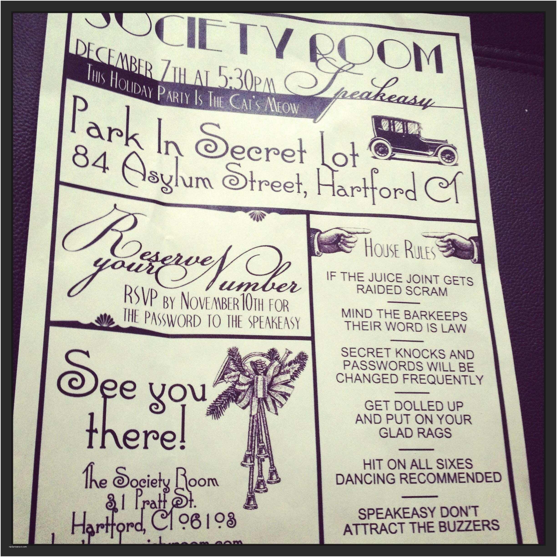 1920s Wedding Invitations Invite Wording Ideas Ccofhhk event