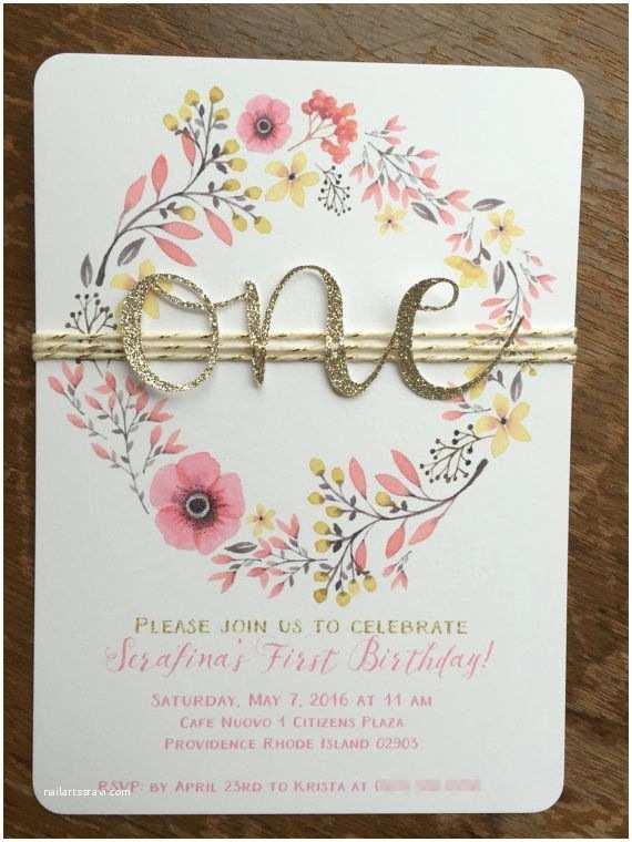 1st Birthday Invitation Wording Best 25 1st Birthday Cards Ideas On Pinterest