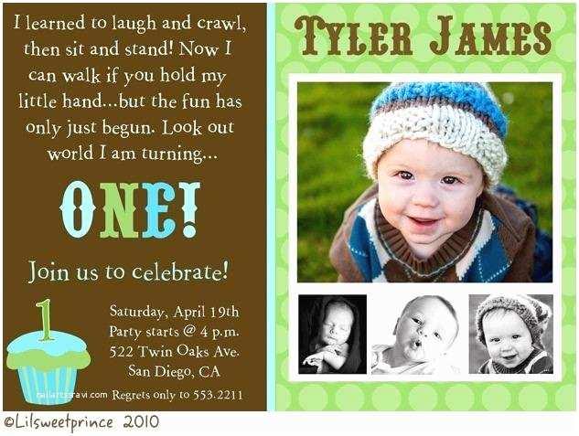 1st Birthday Invitations Boy Baby Boy First Birthday Invitations A Birthday Cake