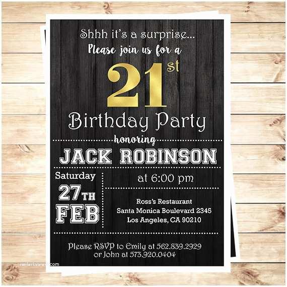 21 Birthday Invitations 21 Birthday Invitations for Guys 21st Birthday