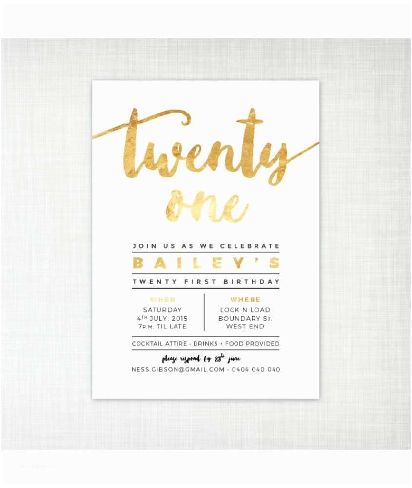 21 Birthday Invitations How to Create 21st Birthday Invitations Modern Templates