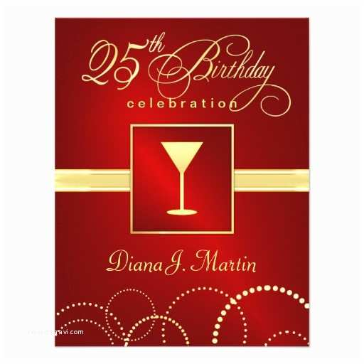 25th Birthday Invitations 25th Birthday Invitation Cake Ideas and Designs