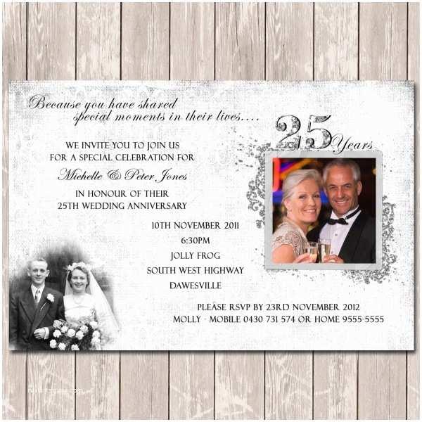 25th Wedding Anniversary Invitation Cards Free Download 20 Anniversary Invitations Psd Vector Eps Jpg