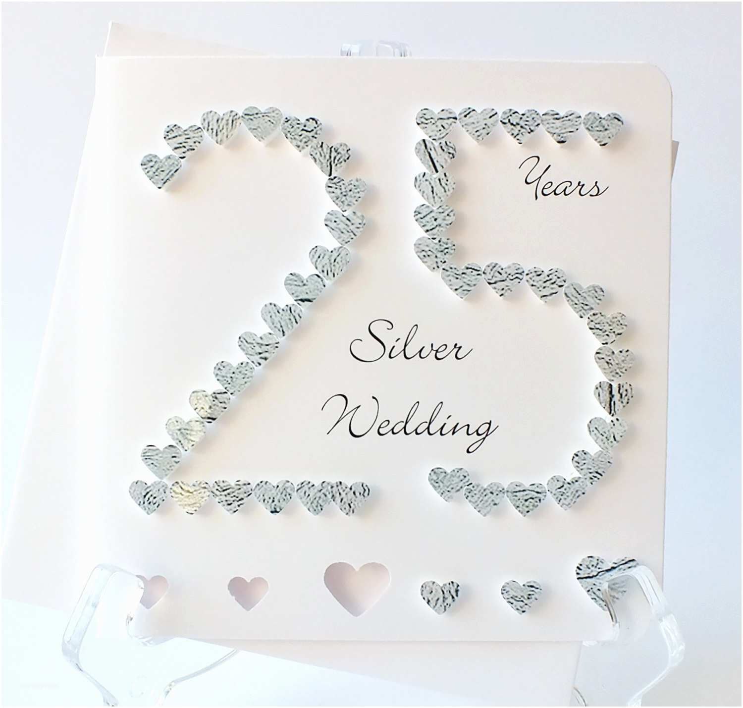 25th Wedding Anniversary Invitation Cards Free Download 25th Anniversary Cards for Husband