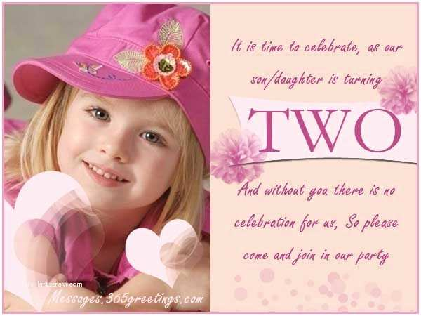 2nd Birthday Invitations 2nd Birthday Invitations and Wording 365greetings