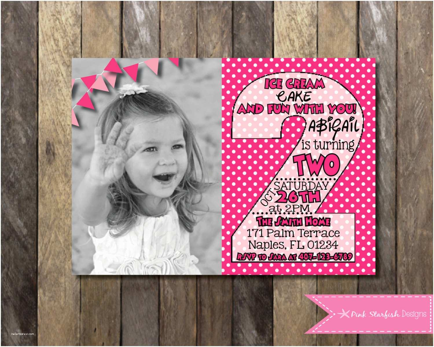 2nd Birthday Party Invitations Printable Second Birthday Minnie Mouse Invitation Mickey Mouse