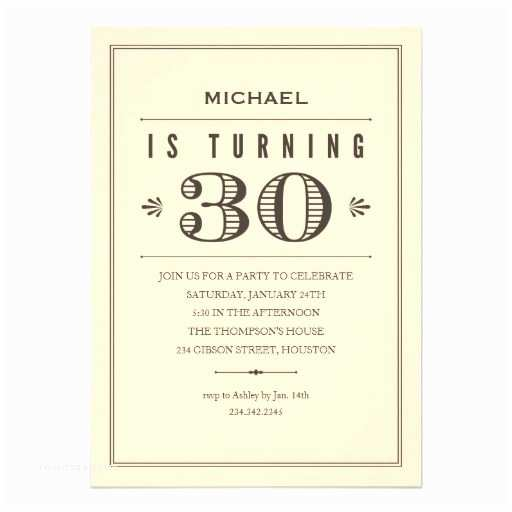 30th Birthday Invitation Wording 9 Best Party Images On Pinterest