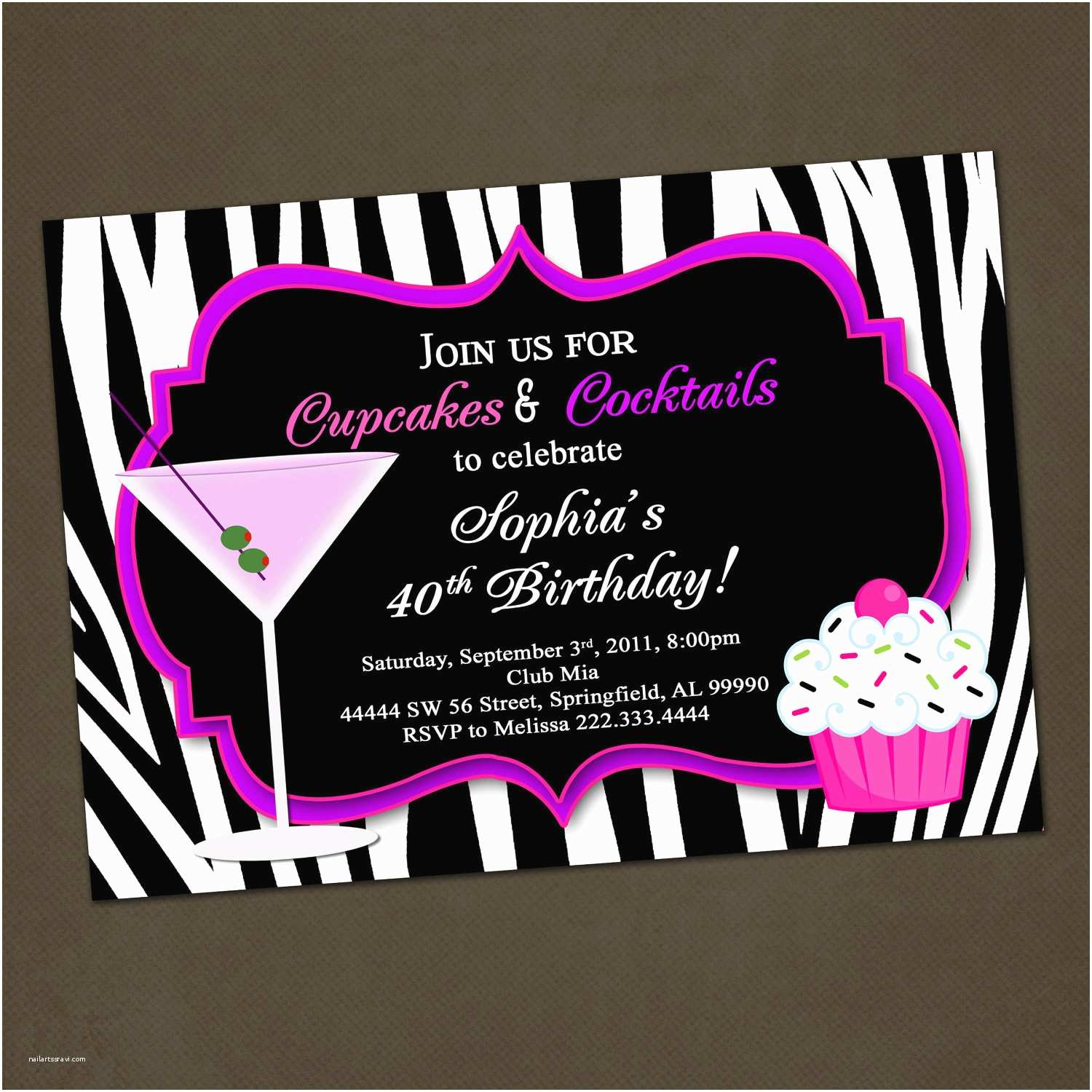 30th Birthday Invitations Create Own Free Templates