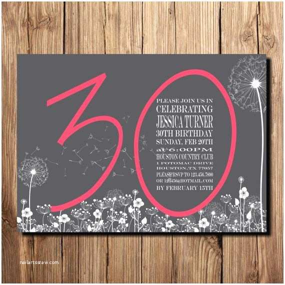 30th Birthday Invitations For Him 1000 Ideas About On Pinterest