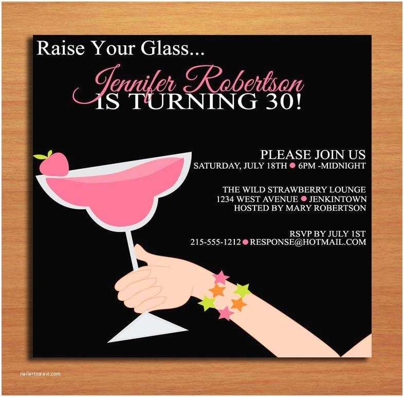 30th Birthday Party Invitations Funny Invitation Wording