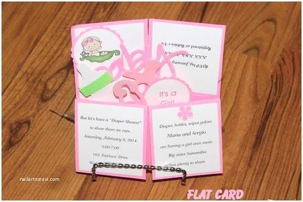 3d Baby Shower Invitations 3d Baby Shower Invitations – Gangcraft