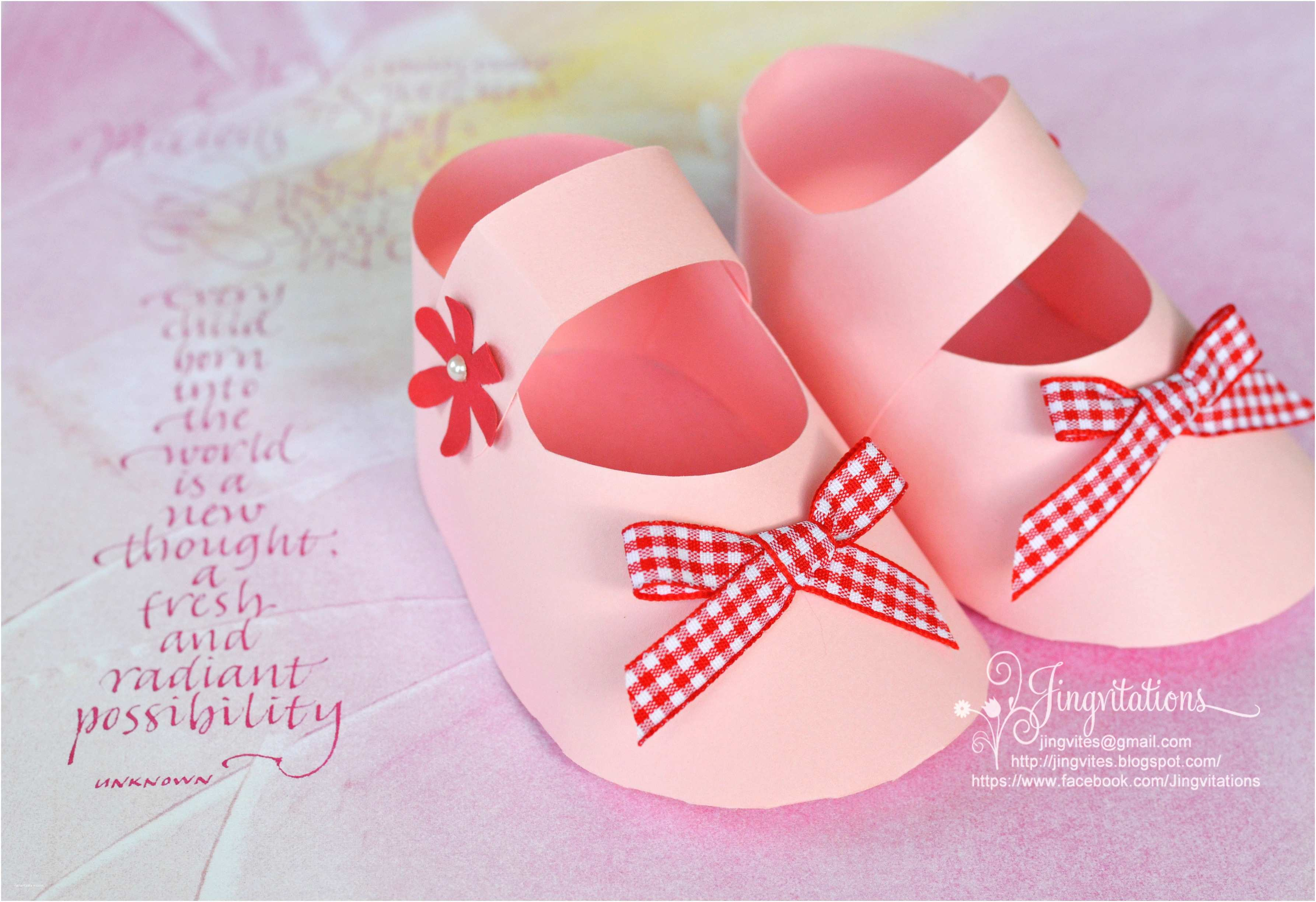 3d Baby Shower Invitations Baby Shoes 3d Baby Shower