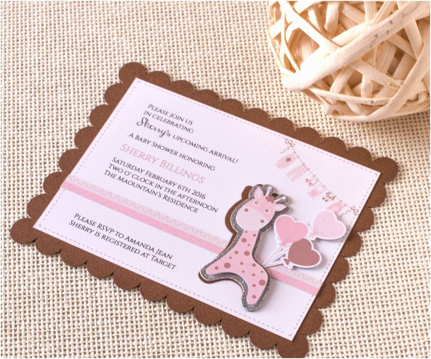 3d Baby Shower Invitations Invitation for Baby Shower Amazing 3d Baby Shower
