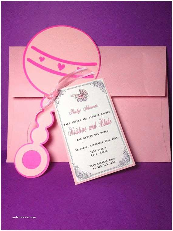 3d Baby Shower Invitations the Most Favorite Collection D Baby Shower Invitations