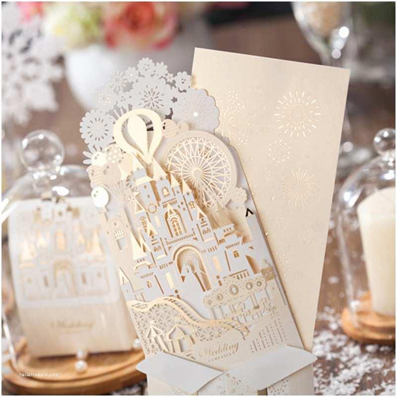 3d Wedding Invitations 10 Pieces Lot Wishmade Wedding Decoration 3d