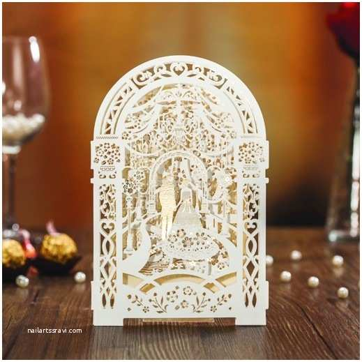 3d Wedding Invitations Luxury 3d Wedding Invitations Cards With Envelope
