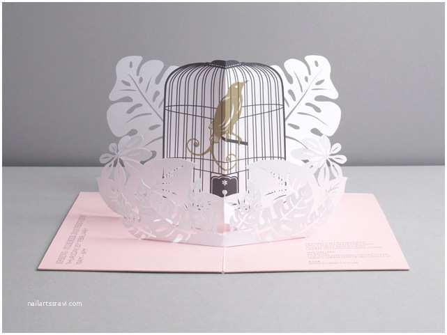3d Wedding Invitations Make Your Wedding Invitations Pop with 3d Effect Arabia