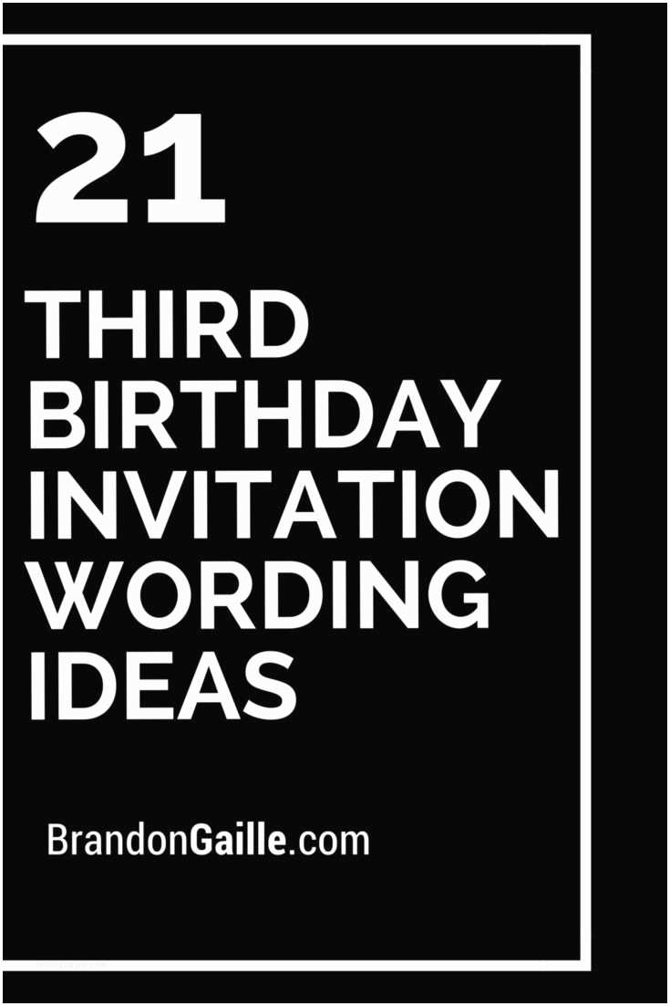 3rd Birthday Invitation Wording 65 Best Homemade Card Sayings Images On