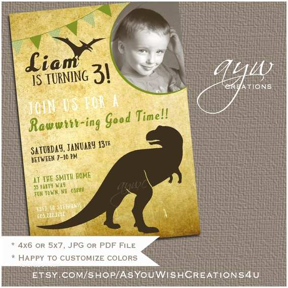 3rd birthday invitations third birthday invitation pink and gold