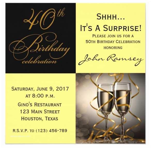 40th Birthday Party Invitations 24 40th Birthday Invitation Templates – Psd Ai