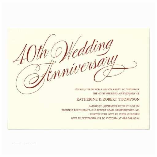 40th Wedding Anniversary  40th Wedding Anniversary