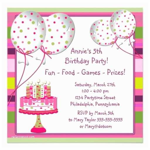 4th Birthday Invitation Wording 4th Birthday Invitation Wording