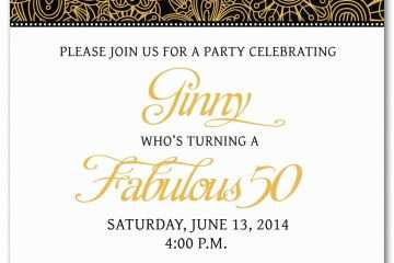 photo about Free Printable 50th Birthday Invitations named 50th Anniversary Celebration Invites 50th Birthday Invitation