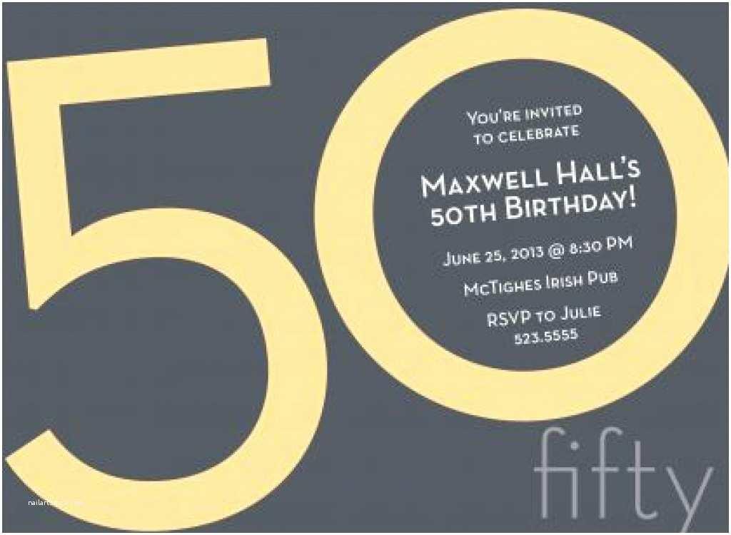 50th Birthday Invitation Birthday Invitation Templates 50th Birthday Invitations