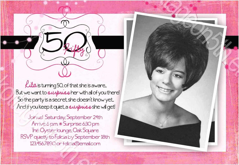50th Birthday Invitation Wording Funny Ideas