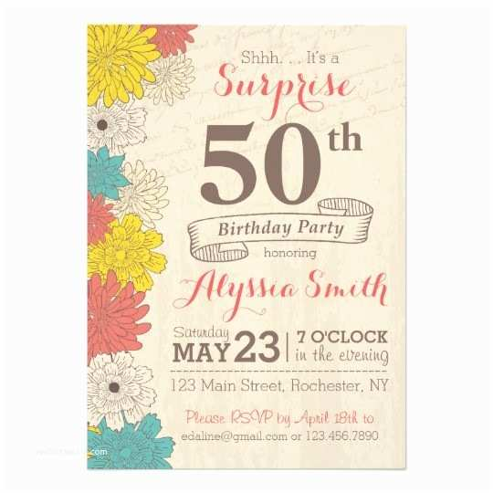 50th birthday invitations for him 300 50th birthday party for him