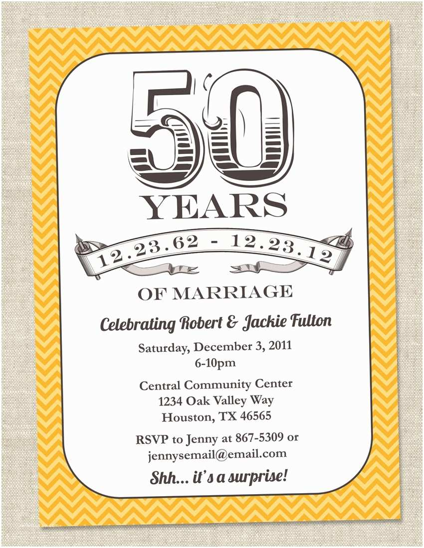50th Wedding Anniversary Invitations Free Templates Dazzling with 50th Wedding Anniversary Invitation Card and