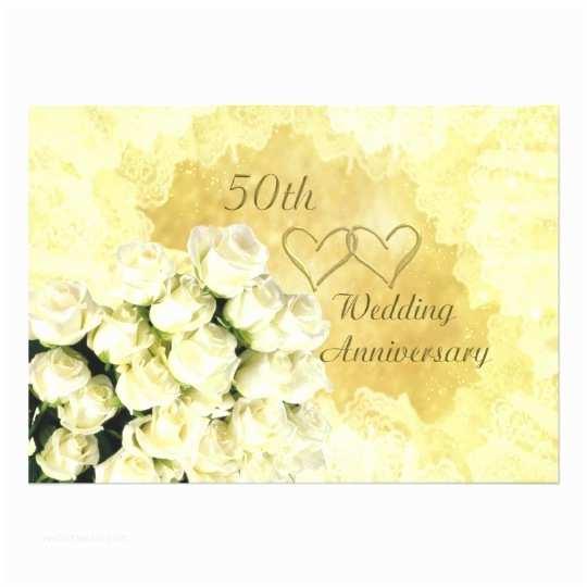 50th Wedding Invitations 50th Wedding Anniversary Invitations & Announcements