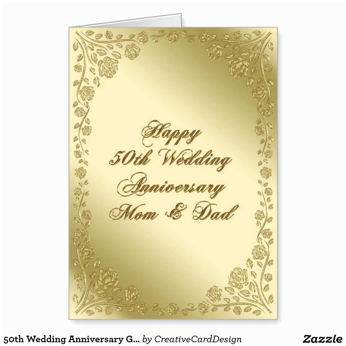 50th Wedding Invitations Designs Zazzle 50th Wedding Anniversary Invitations Various