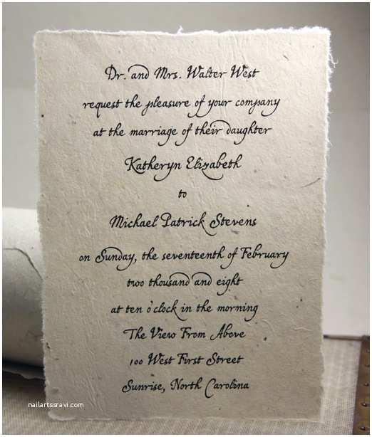 5x7 Wedding Invitation Paper 5x7 Lotka Paper Invitations
