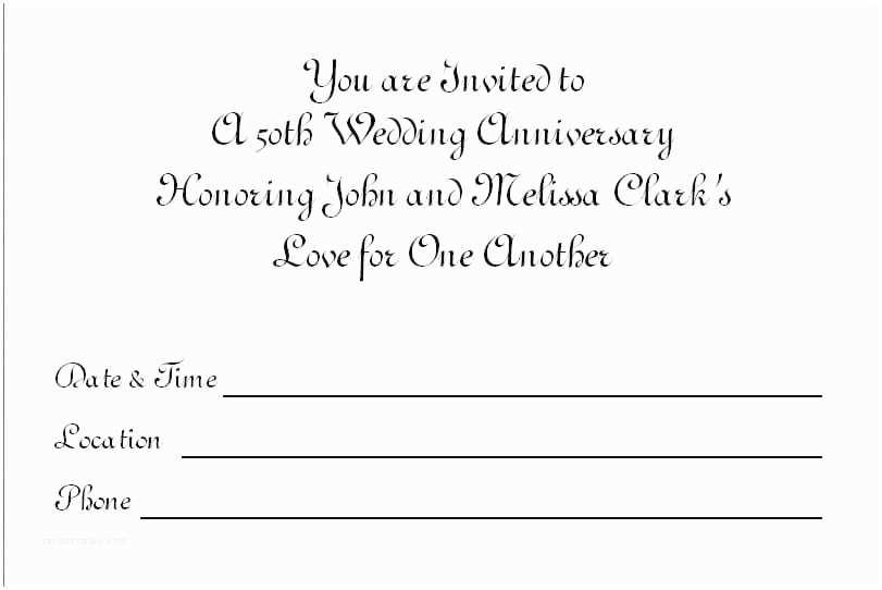 60th Wedding Anniversary Invitations Free Templates Free Wedding Anniversary Invitation Template