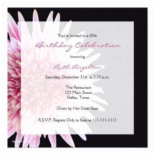 65th Birthday Invitations 44 Best Images About 65th Birthday Invitations On
