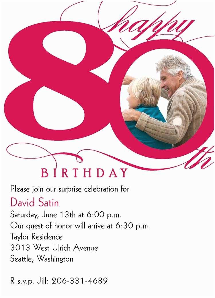 80th Birthday Invitations Quotes for 80th Birthday Invitation Quotesgram