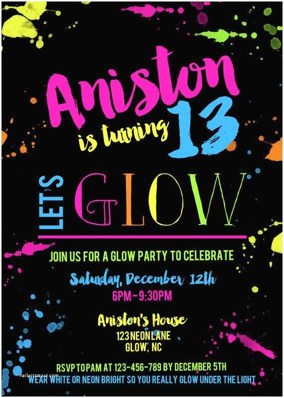 90s Party Invitation Template 90th Birthday Party Invitations