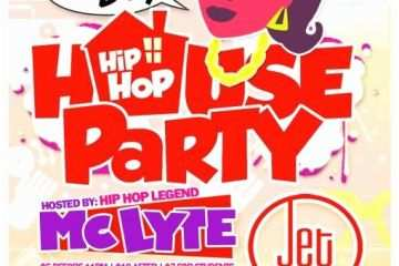 90s Theme Party Invitations Hip Hop House Party Nightlife Events