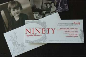 90th Birthday Party Invitations Pinterest Discover And Save Creative