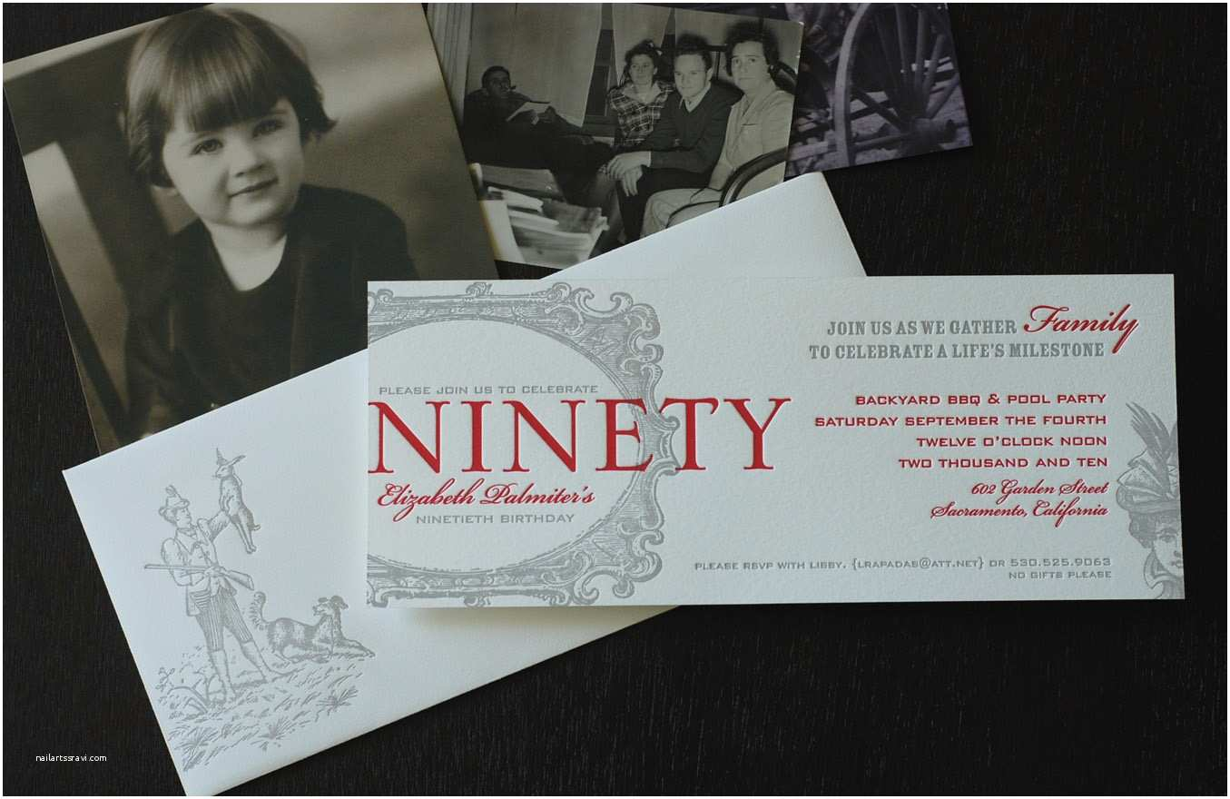 90th Birthday Party Invitations Pinterest Discover And Save Creative Ideas