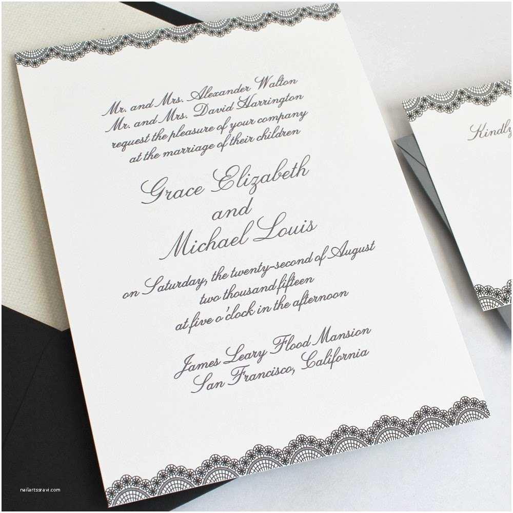A Wedding Invitation Winter Wedding Invitations the Unique Wedding Invitations