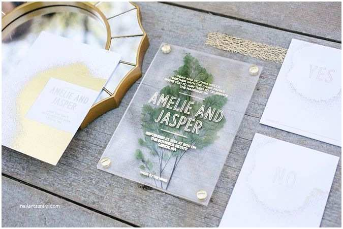 Acrylic Wedding Invitations the Ultimate How to Guide for Choosing Your Wedding