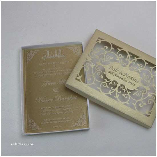 Acrylic Wedding Invitations with Box 50 Personalized Damask Acrylic Wedding Invitation Cards