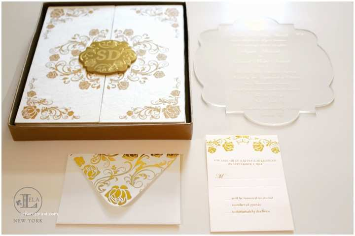 Acrylic Wedding Invitations with Box Unique Wedding Invitations Of 2016 so Far