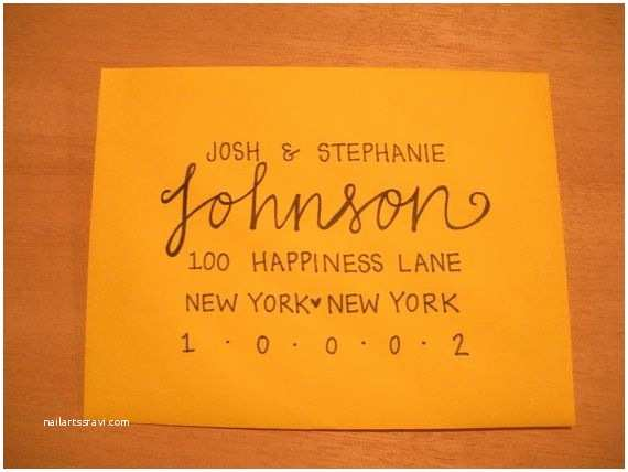Addressing Wedding Invitation Envelopes 17 Best Images About Cute Envelope Addressing On Pinterest